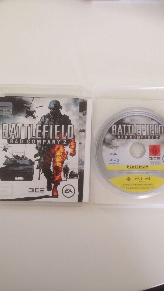 Battlefield bad company 2, PS3
