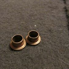 NOS 1971 - 1973 FORD MUSTANG AND MACH 1 DOOR HINGE REPAIR BUSHINGS SET PAIR 2X