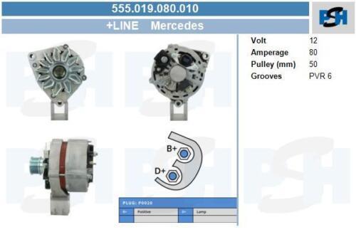 Generator 555.019.080.010