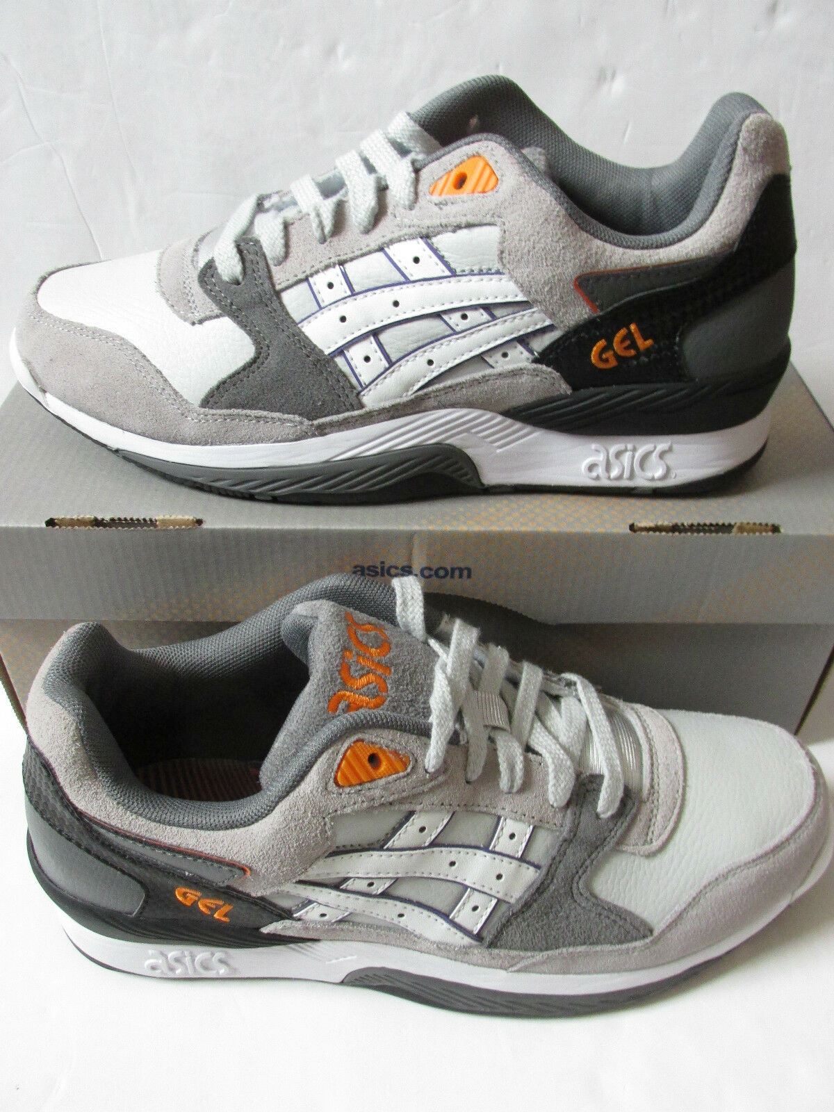 Asics Gt-Quick Baskets Hommes H420L 1010 Chaussures Baskets