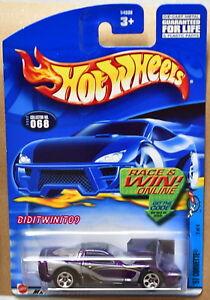 GroßEs Sortiment Konstruktiv Hot Wheels 610m97 Corvette 068 Lila Mit 5 Sp W