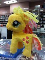 My Little Pony Friendship Is Magic Apple Jack Rainbow Hair Plush 5in Hasbro 2014