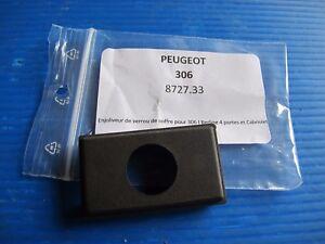 306 Bielle de commande de verrou de coffre pour Peugeot