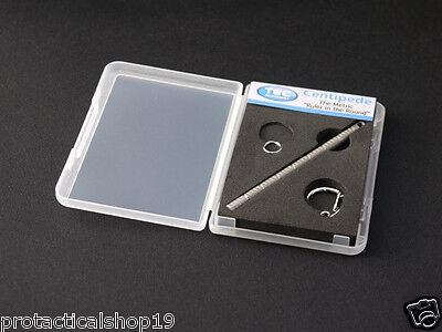 Centipede Titanium keychain EDC multi tool