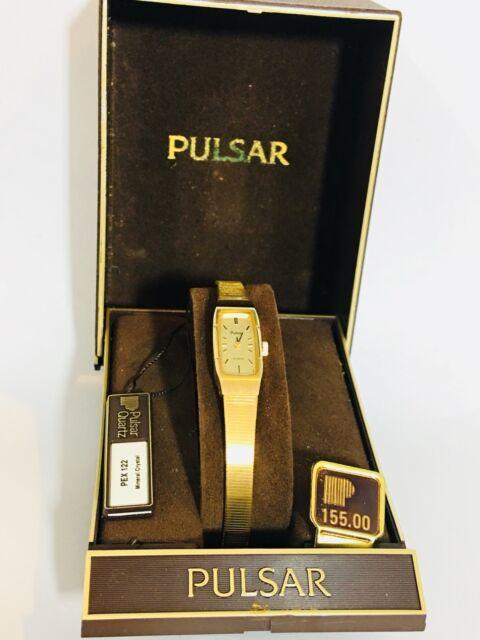 Quartz Pulsar Watch Pex490 037738114808
