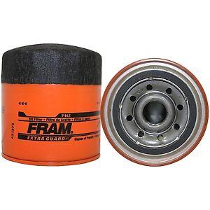 Fram Extra Guard Pro Ph2 Engine Motor Oil Filter W Sure