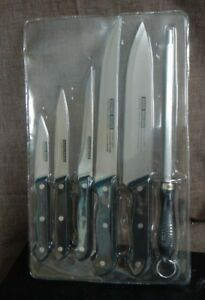 Koch Messer Chef S Kitchen Cutlery Set Of 5 Stainless Steel Knives