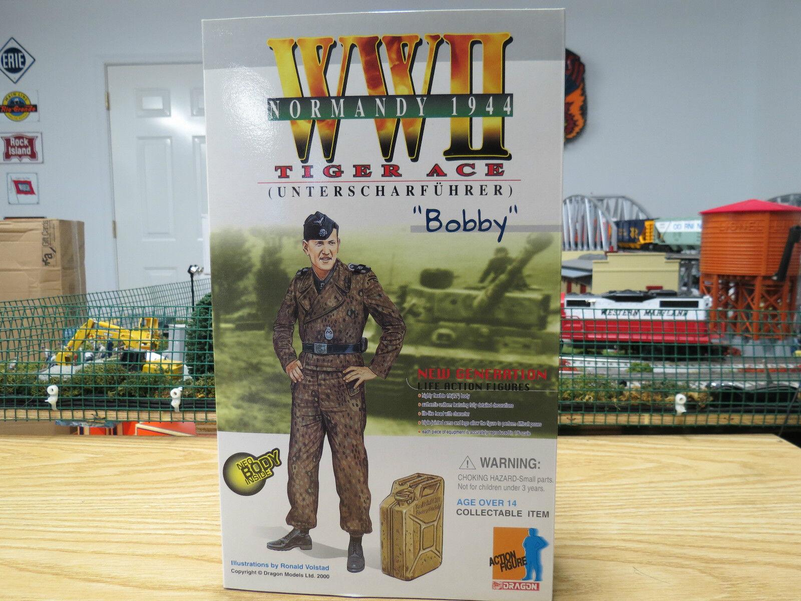 Dragon Rare WW II Noruomody 1944 Geruomo  Tiger Ace   Bobby  , nuovo Mint Condition  negozio a basso costo