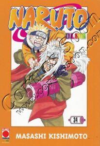 NARUTO-COLOR-34-Planet-Manga-Panini-Comics-NUOVO