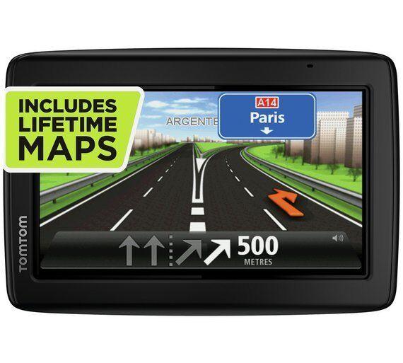 Tomtom Start 25m 5 Inch Sat Nav Gps Full Eu Lifetime Maps For Sale Online Ebay