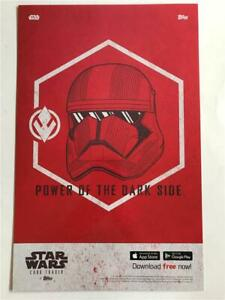 Nycc-2019-Exclusivo-Star-Wars-Stormtrooper-Ed-Limitada-Poster-Impresion-Topps