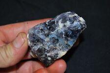"""1 Fluorite de la mine de """"Le moulinat""""  863,00 ct - Tarn- France minéraux"""