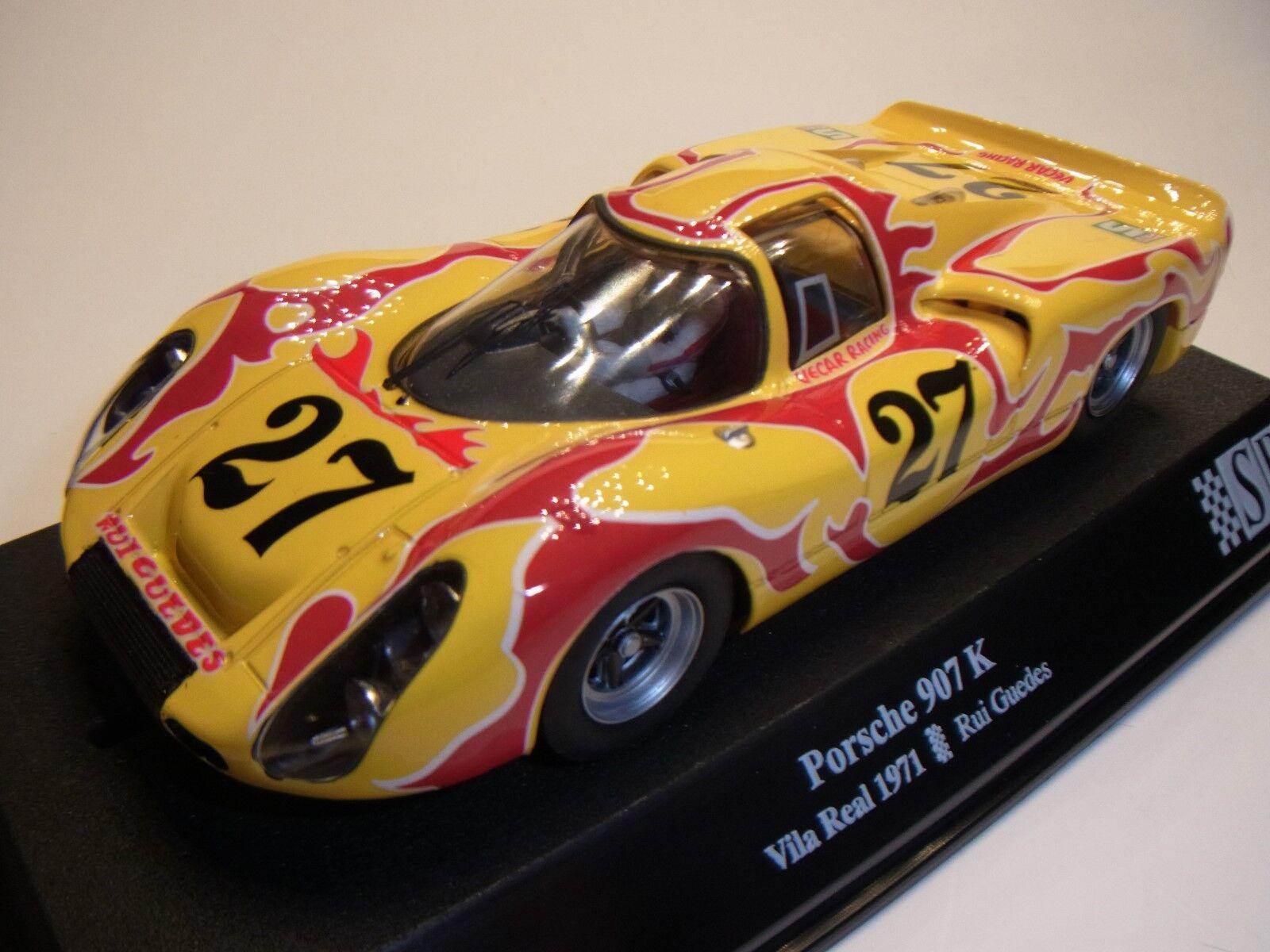 SRC Porsche 907K Villa Real 1971 Rui Guedes SRC 00206 1 3 2 slotcar