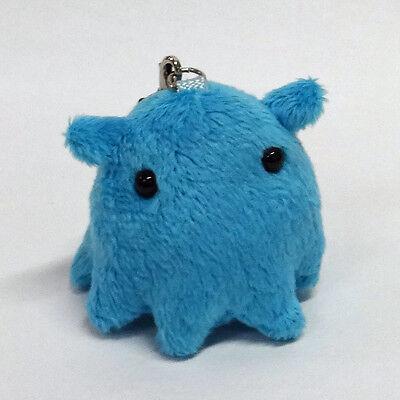 Flapjack Octopus Plush (S) Blue