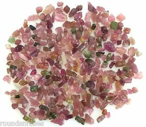 100-CT-SCOOP-NATURAL-MULTICOLOR-TOURMALINE-ROUGH-GEMSTONES-LOOSE-LOT-RAW-MINERAL