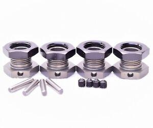 Hot-Bodies-D819rs-17mm-Wheel-HEX-set-hubs-lightweight-204580-Buggy