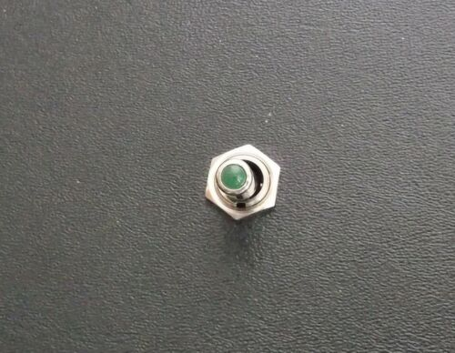 BBT Heavy Duty Green Lighted LED On//Off 20 amp 12 volt Toggle Switch