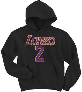 3f38b519c Black Lonzo Ball Los Angeles Lakers