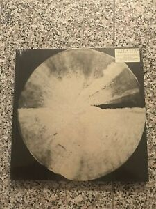 Cult-Of-Luna-A-Dawn-To-Fear-Beige-With-Black-Marble-Vinyl-Deluxe-Ed-Ltd