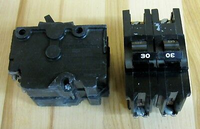 Federal Pacific FPE NB230 2 Pole 30 Amp 240V Breaker bolt on type  Ships TODAY