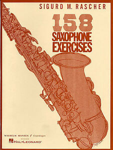 saxophone exercises learn to play beginner alto sax lesson tutor music book 73999490985 ebay. Black Bedroom Furniture Sets. Home Design Ideas