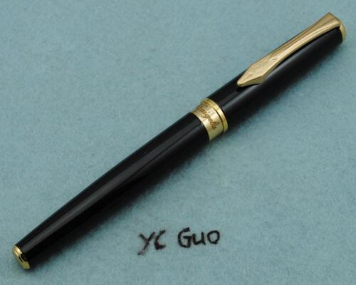 Kaigelu kangaroo 357 Black Fountain Pen Without Box