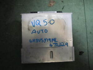 Details about VG VN VP VQ 5LT V8 AUTO ECU ENGINE COMPUTER NEW MEMCAL  COMMODORE HOLDEN