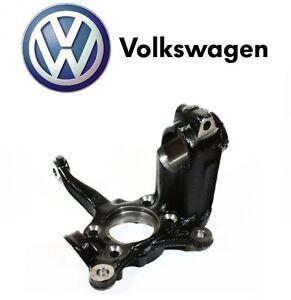 A-Premium Steering Knuckle Compatible with Volkswagen Beetle Jetta Passat 2011-2018 Front Passenger Side