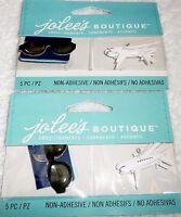 Jolee's Boutique Embellishments - Passport, Sunglasses & Planes - Lot Of 2