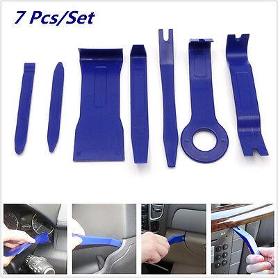 7x Universal Car Interior Dash Panel Audio Stereo GPS Molding Trim Removal Tools