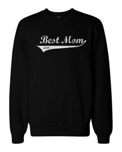 Best-Mom-Ever-Cute-Sweatshirt-for-Mom-Unisex-Black-Pullover-Sweater