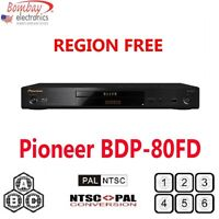 Pioneer Bdp-80fd Elite Region Free Dvd Blu-ray Disc Player - 3d Support