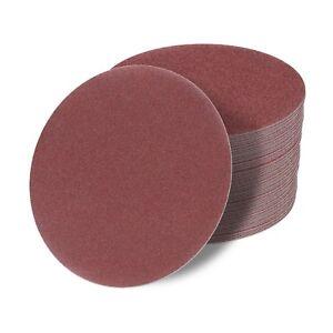 Schleifpapier Schleifscheiben 75mm//50mm Für Trockenbauschleifer P80 P3000 Set