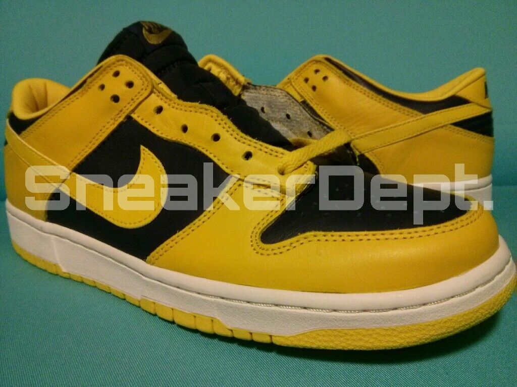 [Nike Archive] DS 1999 NIKE DUNK LOW 630358-741 CO.JP CITY ATTACK JAPAN SZ11