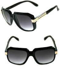 862ec0db71e4 item 4 Men s Hip Hop 80 s Vintage 607 Black Lens Sunglasses RUN DMC Black  Gold Retro -Men s Hip Hop 80 s Vintage 607 Black Lens Sunglasses RUN DMC  Black ...