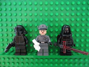 MINIFIGS-LEGO-STAR-WARS-FIGURINES-NEUVES-AU-CHOIX-KYLO-REN-ETC