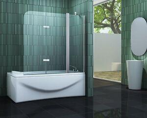 Tilto 150 x 140 badewannen faltwand duschwand - Faltwand dusche ...
