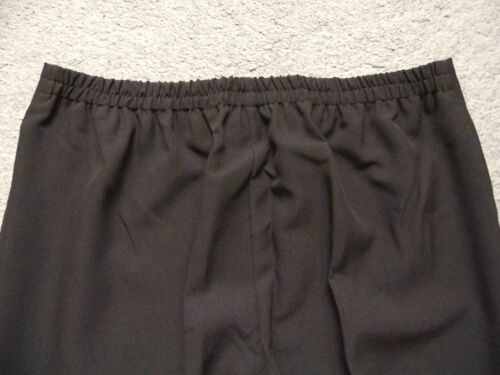 """NEW LADIES CLASSICS CHOCOLATE TROUSERS SIZE 14 L27/"""""""
