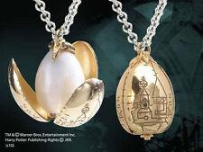 Harry Potter: Offiziell Warner Bros Golden Ei Anhänger - Neu mit Schaukasten