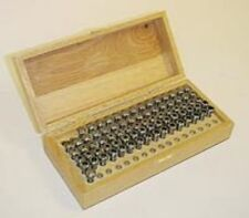 Sherline 1180 Complete WW Metric Collet Set for Mini Mill/Micro Mill Made in USA