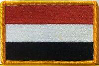 Yemen Flag Patch With Velcro® Brand Fastener Emblem 96
