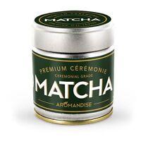 抹茶 MACHA UJI - Thé en poudre premium de cérémonie Matcha - Agriculture Bio
