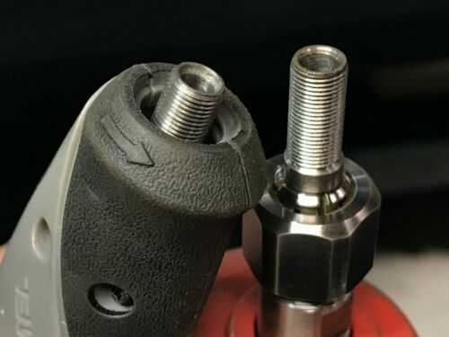 Precision 1//4 inch drive Dremel Adapter Converter made in America