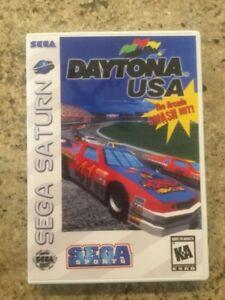 Replacement-Case-NO-GAME-Daytona-USA-Sega-Saturn
