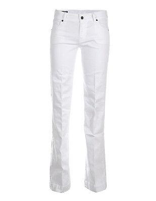 Citizens Citizens Citizens Of Humanity COH Damen Jeans Birkin weiss Low Waist Wide Leg W27 SR80 | Elegantes und robustes Menü  | Authentisch  | Sale Deutschland  9b778a