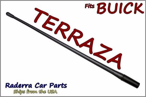 "FITS 2005-2007 Buick Terraza 13/"" SHORT Custom Flexible Rubber Antenna Mast"