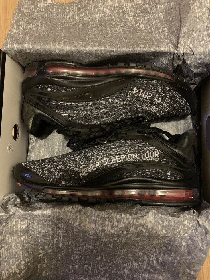 Nike Air Max Deluxe Deluxe Deluxe Skepta SkAir Limited Edition UK 8, 4e359d