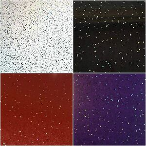 White Black Red Or Purple Sparkle Bathroom Cladding Pvc
