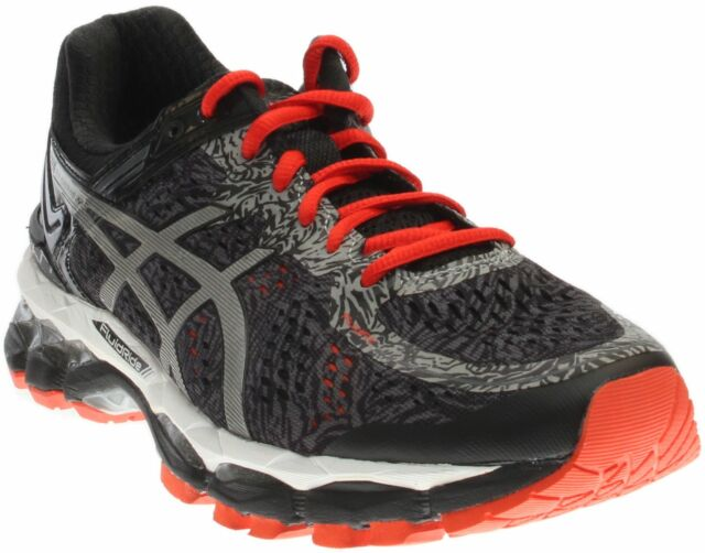 online store 4433f 20ab0 ASICS GEL - Kayano 22 Lite-Show Athletic Running Neutral Shoes Grey - Mens -