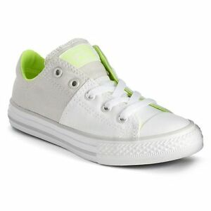 1788ba982681 New Kid s Converse Chuck Taylor All Star Madison Sneakers Shoes Size ...
